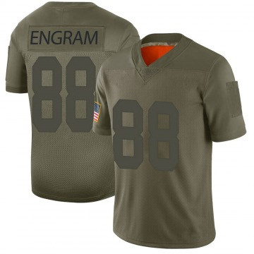 Men's Evan Engram New York Giants Nike Limited 2019 Salute to Service Jersey - Camo